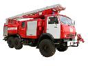 Спецтехника пожарная. Автомобиль аэродромный технической службы (ААТС)
